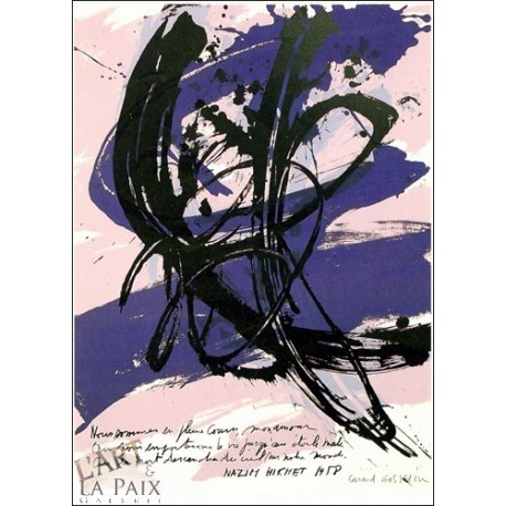 Hommage à Nazim Hikmet (1986)