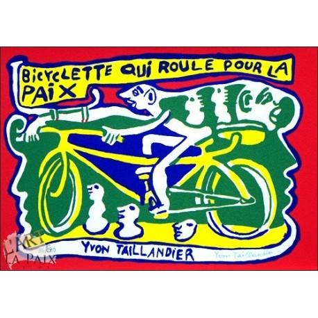 Bicyclette qui roule pour la Paix (2002)