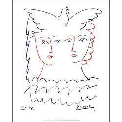 Deux femmes et la Colombe
