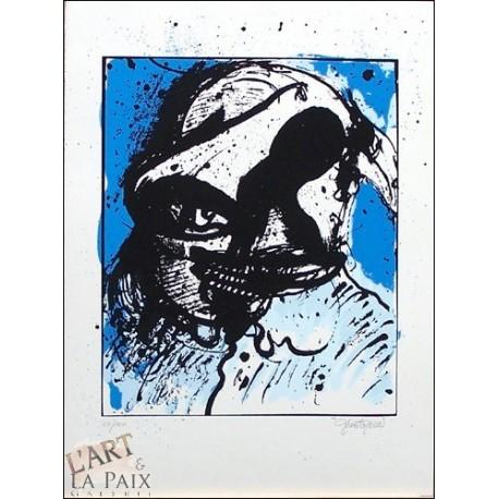 L'homme bleu (1989)