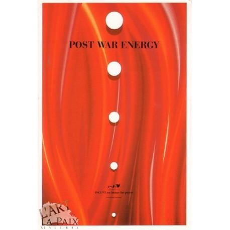 Post War Energy
