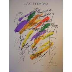 Vive la Paix (dédicacée signée)