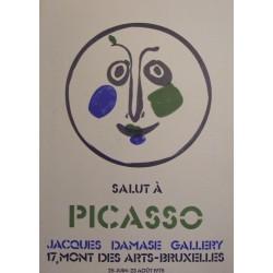 Salut à Picasso