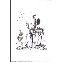 Don Quichotte (petit format)