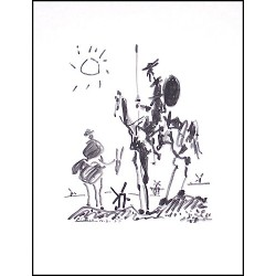 Don Quichotte (grand format)