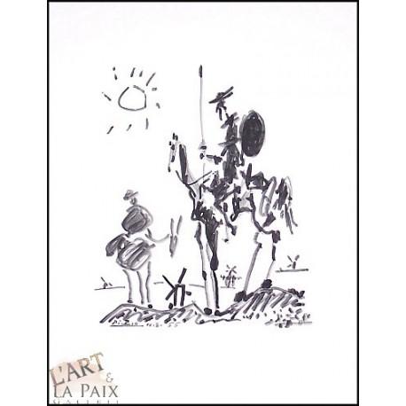 Don Quichotte (grand format)