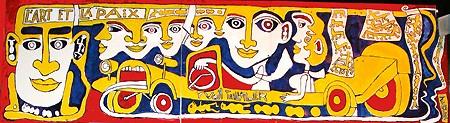 Galerie l'Art et la Paix